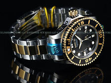 New Invicta 300M Grand Diver II NH35A Automatic 3D Case & Dial Two Tone SS Watch