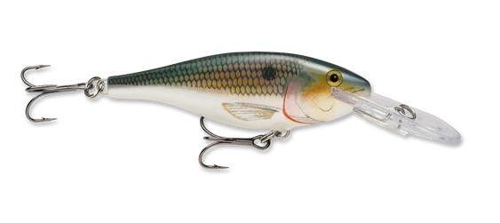 "9//16 Oz. Rapala Shad Rap Sr09 Crankbait Bass Fishing Lure 3 1//2/"""