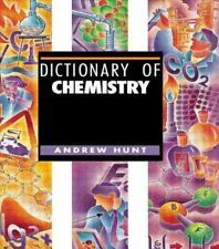 Dictionary of Chemistry-ExLibrary