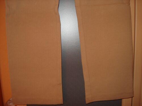 Jersey-Stretch-Hose v.Helena Vera,karamell,seitl.Gummizug,Gr.K21,42,Neu//HF3