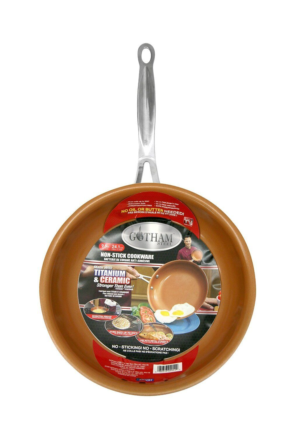Non-Stick Copper