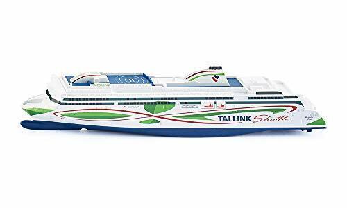 10IT4006874017287IT10 Colore Bianco//Blu//Verde 3349336-SIKU Super Giocchi