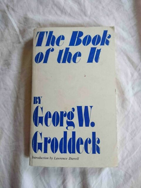 'The Book of the It' by Georg W. Groddeck, 4th Edition, 1979, Paperback Book