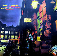 SEALED AUDIOPHILE 180 g DAVID BOWIE THE RISE AND FALL OF ZIGGY STARDUST LP RE 15