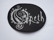 OPETH EMBROIDERED PATCH