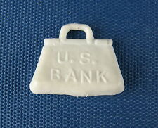 TIMPO TOYS - U.S. BANK - Tasche - Weiß - Bag for Cowboy, Mexican - Mexikaner