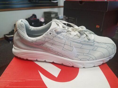 Nike 100 Nuevo White Mayfly Leather caja 816548 en Prm para hombre Off Iqn46HT