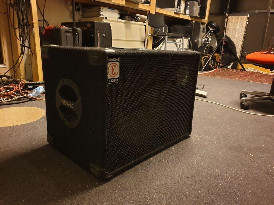 Bas forstærker combo, Eden Nemesis NC115 250 watt
