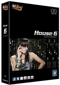 Details about eJay House 6 Reloaded - Create his music House as a DJ  PC  Music Software  PC