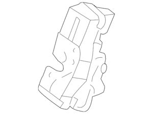 Genuine GM Lock 88956749