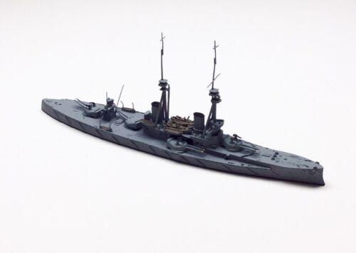 Navis 108N British Battleship Superb 1909 1//1250 Scale Model Ship
