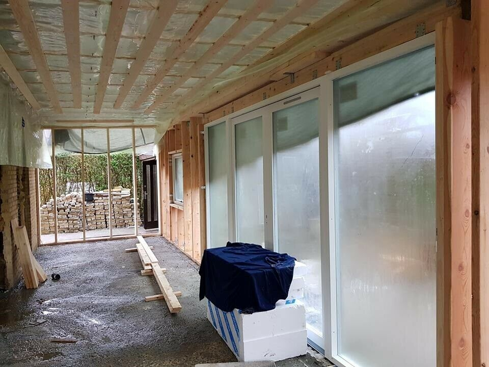 Bygningsreparationer, totalrenovering, polsk håndv