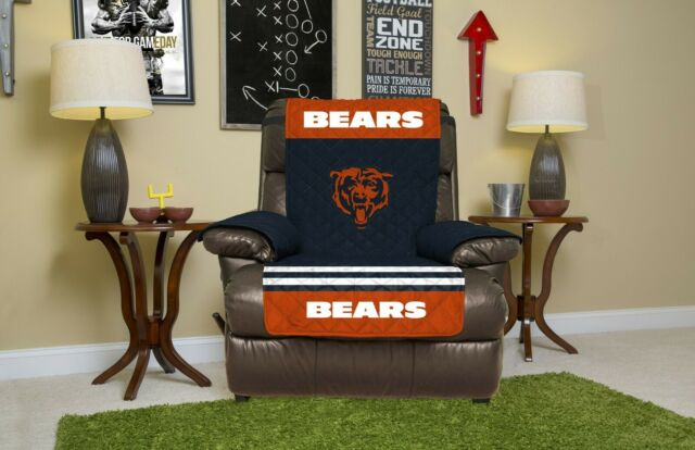 Marvelous Nfl Nfc Furniture Protector Chicago Bears Recliner Ocoug Best Dining Table And Chair Ideas Images Ocougorg