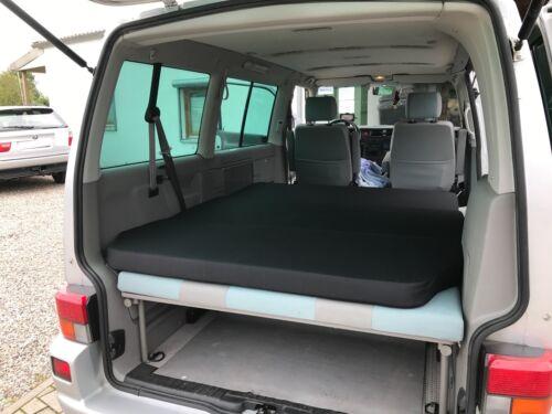 BUMA Matratze Klappmatratze VW T4 Bus Multivan 185x148x8cm NEU