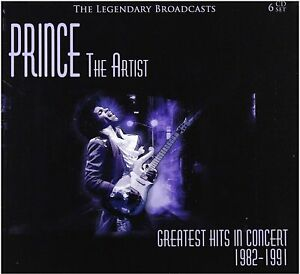 Prince-The-Artist-Greatest-Hits-in-Concert-1982-1991-Box-Set-6cd