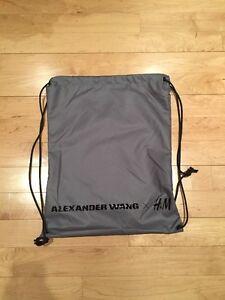 Details About Alexander H M Vip Promo Drawstring Bag