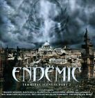 Terminal Illness, Pt. 2 by Endemic (CD, No Cure)
