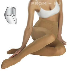 e7d2287657 Image is loading 18-21mmhg-MEDICAL-COMPRESSION-PANTYHOSE-Varicose-Veins- Support-