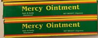 Lot Of 2 Mercy Ointment - Mercy Cream For Hair & Body- 32 Grams Each-total 64 Gr