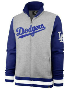 LOS-ANGELES-DODGERS-MLB-2020-WORLD-SERIES-CHAMPS-XL-FLEECE-TRACK-JACKET-NEW