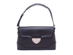 Louis-Vuitton-Epi-Bagatelle-Shoulder-Bag-Black-Epi-Leather-Silvertone-e43754