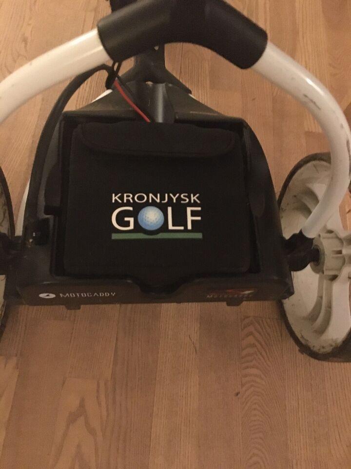Andet golfudstyr, Motorcaddie