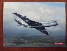 DOCUMENT PUB RECTO/VERSO BRITISH AEROSPACE BAE SYSTEMS NIMROD MRA4