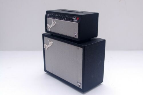 Miniature Amplifier Fender Band Master Guitar Speaker Cabinet for Display Only