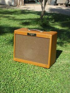 Dark Tweed Classic Tweed Deluxe 5E3 Carl's Custom Amps!