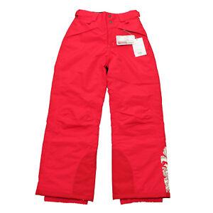 Peak-Performance-Crystal-HiPe-Childs-Winter-Ski-Snow-Trouser-Red-RRP-115-NEW