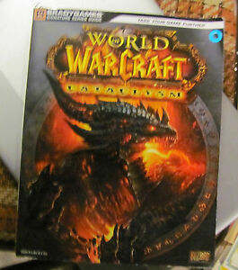 World of warcraft cataclysm signature series guide | ebay.