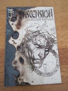 Ascension Collected Editions #1-Top Cow Image Comics-Finch-1998 First printing