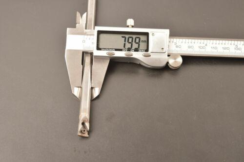 CNR0008K11 Solid carbide holder TS for 11IR Tungsten steel shock tool holder
