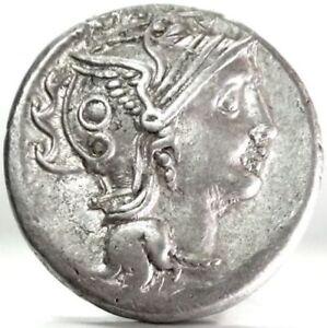 Roman Republic (claudia) Denarivs