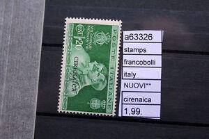 FRANCOBOLLI-ITALIA-COLONIE-CIRENAICA-NUOVI-STAMPS-ITALY-MNH-A63326