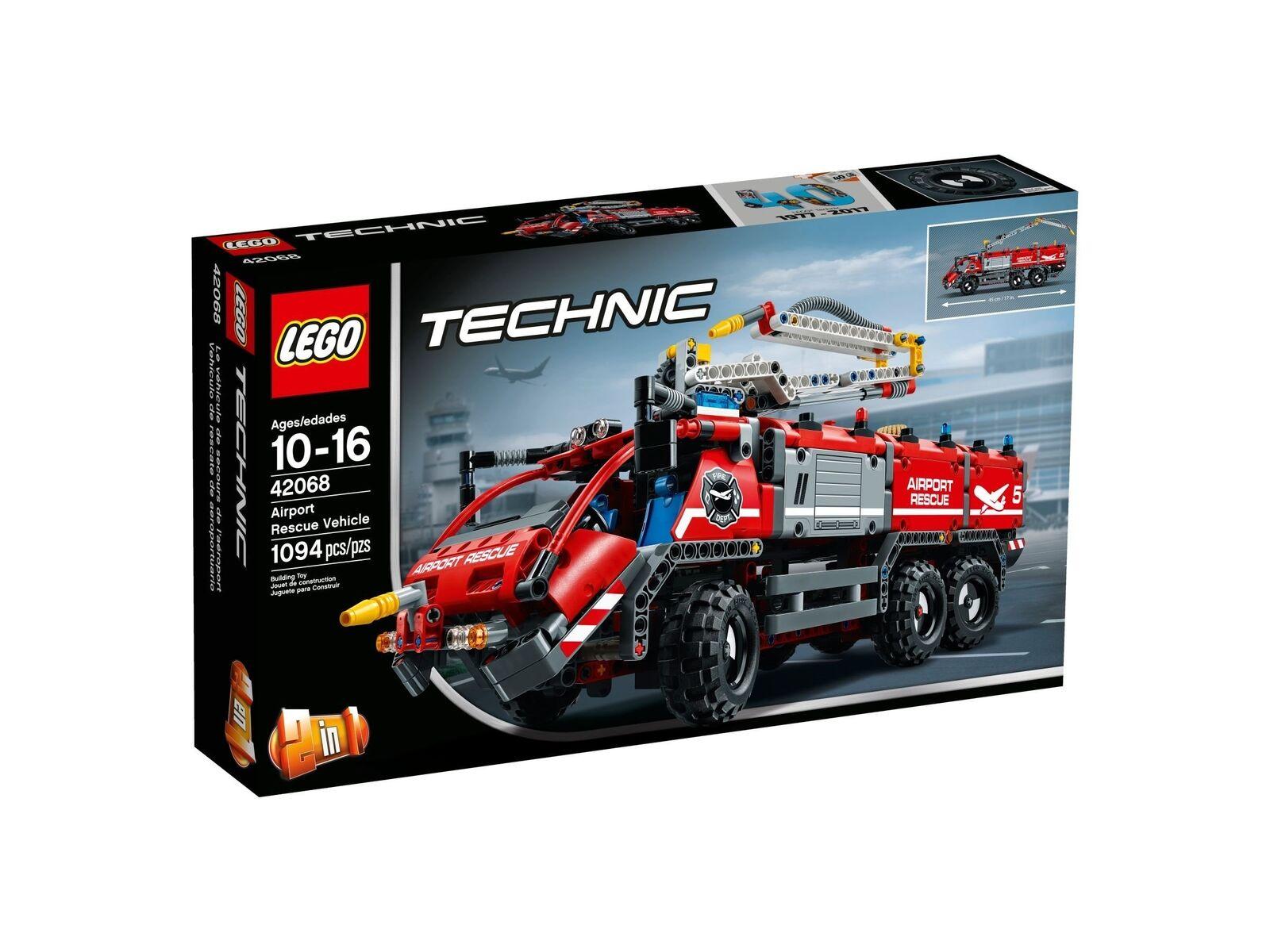 Técnica Lego ™ 42068 Cargas Pesadas Nuevo Embalaje Original Misb