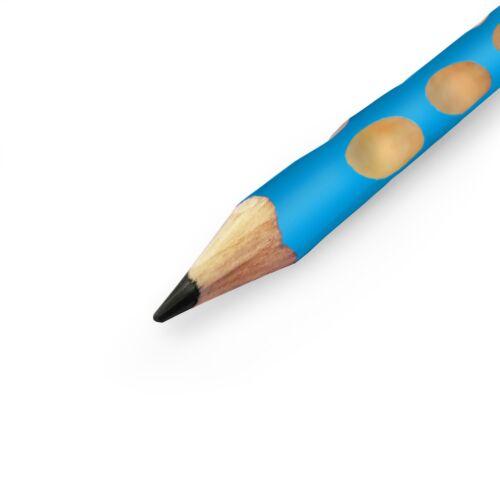 Linkshänder Hb Hell Blau Fass 2 X STABILO Easygraph Handschrift Stifte