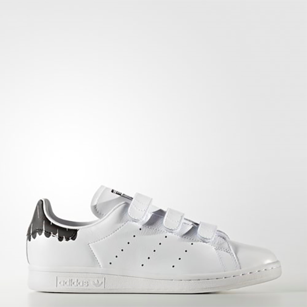 New Adidas Original damen Stan Smith CF BY2975 Weiß US W 5.0 - 9.0 TAKSE