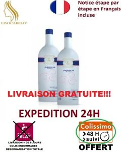 Kit-Complet-2X250ml-Lissage-Bresilien-Inoar-Perola-Eternity-Liss