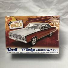 1967 DODGE CORONET GAUGE FACES for 1//25 scale REVELL KITS