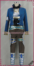 Shironeko Project Zack Uniform Set Halloweem Set Cosplay Costume S002