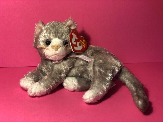 Ty Beanie Baby RHAPSODY - the Cat