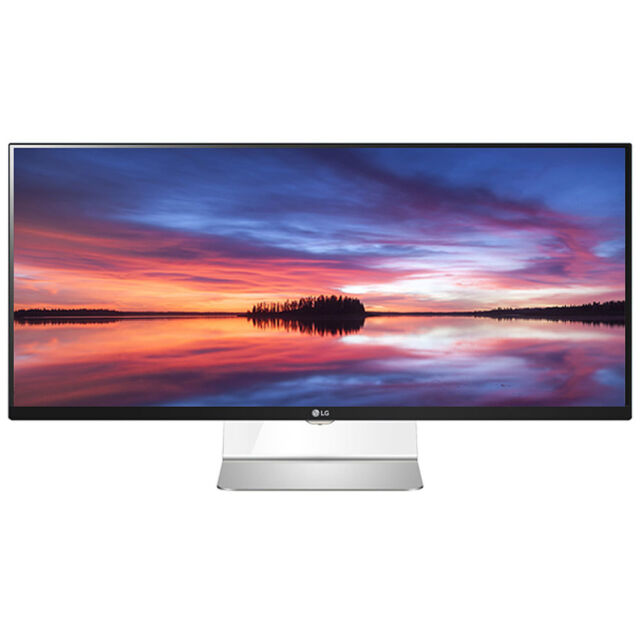 "LG 34UM95-C 34"" 21:9 3440 x 1440 Resolution UltraWide WQHD IPS LED Lit Monitor"