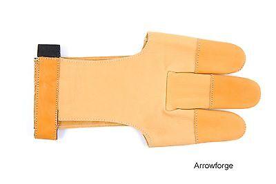 Bearpaw Classic Glove Schießhandschuh für Bogen Bogensport aus Leder