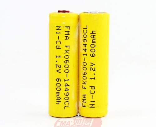 Ni-Cd 2.4 V 600 900 mAh Waterpik Flosser eau Batterie À faire soi-même GP 130 AAHE 2B1H 2SBT U//R