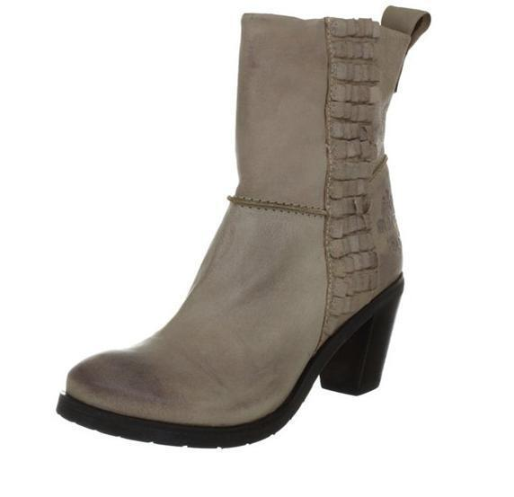 maruti wo wo wo  agrigente bottes en cuir  taille 7 | Terrific Value