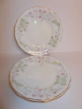 4 x Royal Standard Fine Bone China Side Cake Plates Celebrity Lovely
