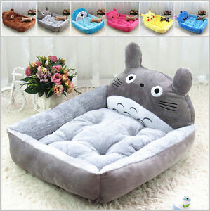 Large Dog Puppy Sofa Soft Warm Pet Bed House Mat Pad Cushion Couch Kennel S-XL