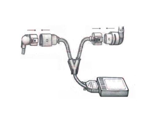 Iveco Daily 2.3 HPI 77 KW 105 CV Boitier de Puissance additionnel Puce System