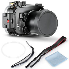 Neewer Underwater PC Housing Camera Waterproof Case for Sony A7/A7R